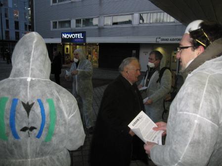 Action anti-ligériose à Nantes [44=Breizh]