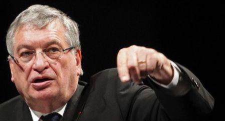 J. Auxiette, président de la région PdL et farouche opposant de la réunificationd e la Bretagne.