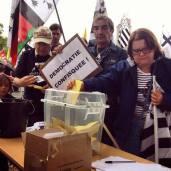 Action en faveur d'une consultation sur la Réunification en 2014