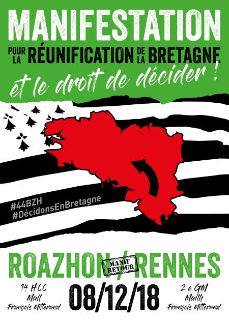 2018_12_08_Skritell_A3_Manifestadeg_Roazhon_Affiche_Rennes_Manifestation_Reunification_Droit_De_Decider_44BZH_RVB-01
